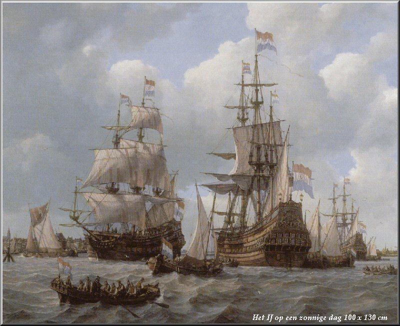 Holland And Holland >> Maritiem Schilder Peter Sterkenburg